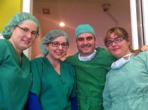 Veterinarios en prácticas: Alba Hermoso
