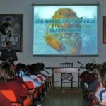 Charla sobre animales Colegio San Estanislao 2013