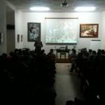 Charla sobre animales Colegio San Estanislao 2012